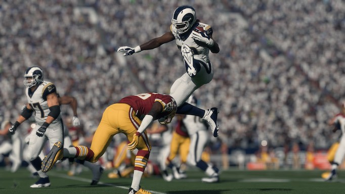 Madden NFL 18 Received The Best Ranking Cornerbacks