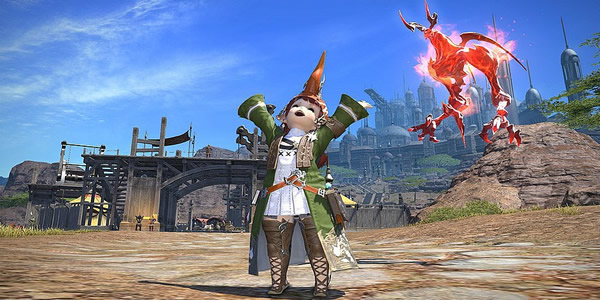 FFXIV Patch 4.1 Allows Players To Move Their Current Building To A New Area