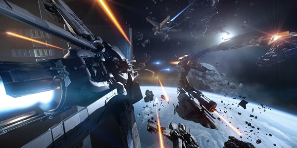 Star Citizen Illuminates Something Lost In Games Lately