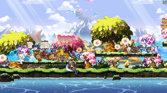 All the New 5th Job Advancement Skills Will Happen in MapleStory