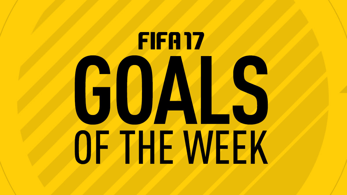 FIFA 17 Best Goals of the Year Narrated by Ray Hudson