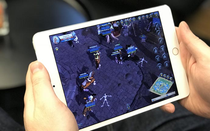 Albion Online - IOS Client Open Test Started