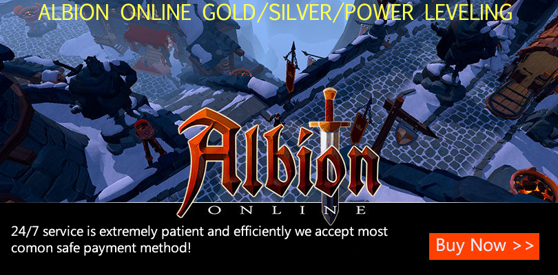 Buying Albion Online Gold Is An Important Part In Playing The Game
