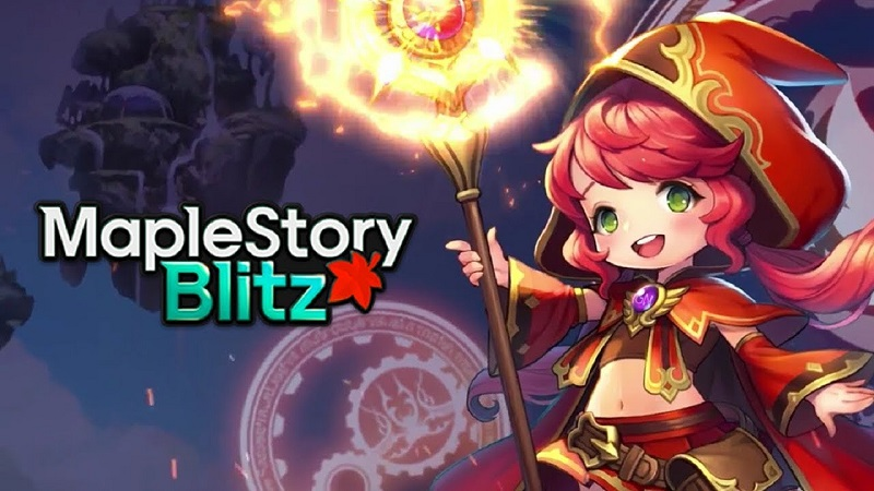 New Dungeon And Cards Added To MapleStory Blitz