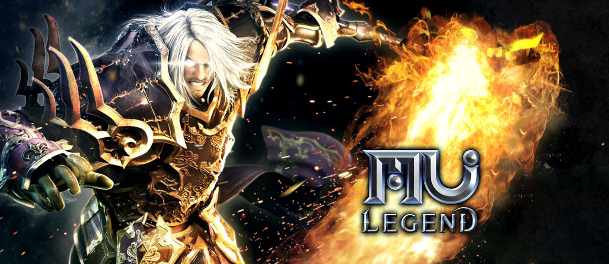 MU Legend Is The Product Gamers Around The World Longed For