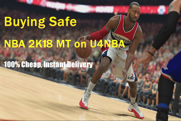 Do Not Be Afraid To Try To Buy NBA 2K18 MT From U4NBA