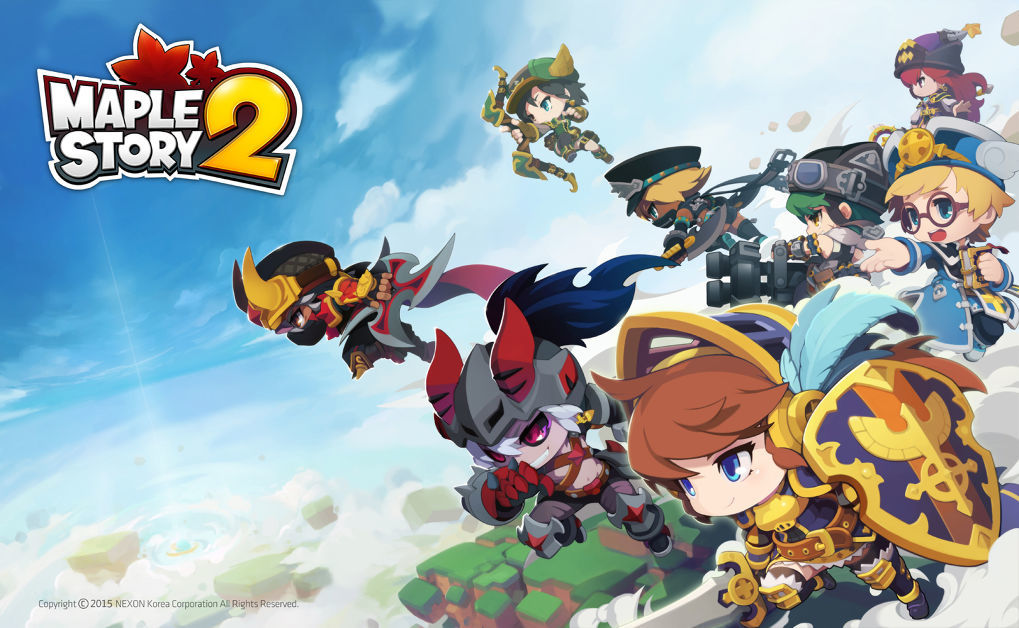 Play MapleStory 2 Free Of Charge