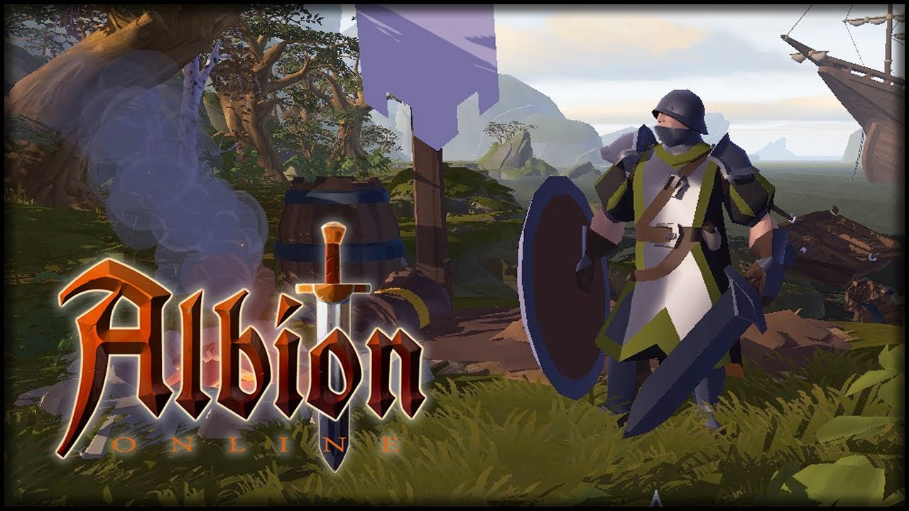 Invites A Friend On Albion Online In Paying The Premium For 7 Days