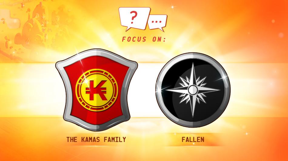 DOFUS Touch Guild Focus Round 2: The Kamas Family & Fallen