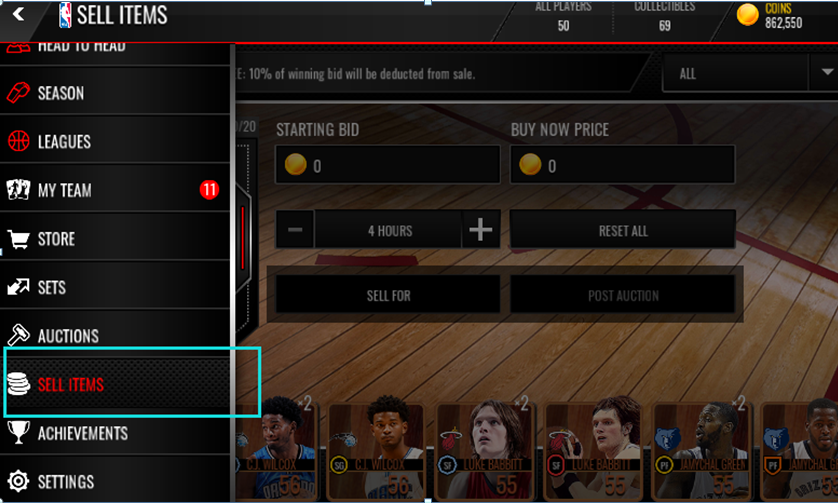 How to buy NBA Live Mobile Coins in U4GM