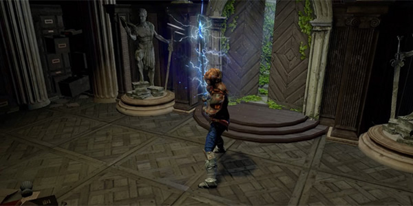 Path of Exile: Your Character Interacts With The World Through Left Clicks