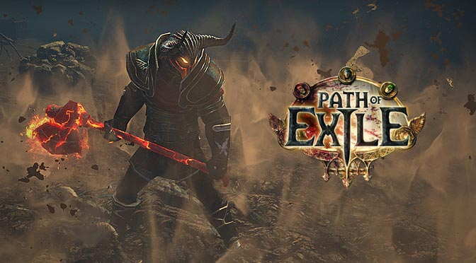 An Authentic Free To Play - The RPG Path Of Exile
