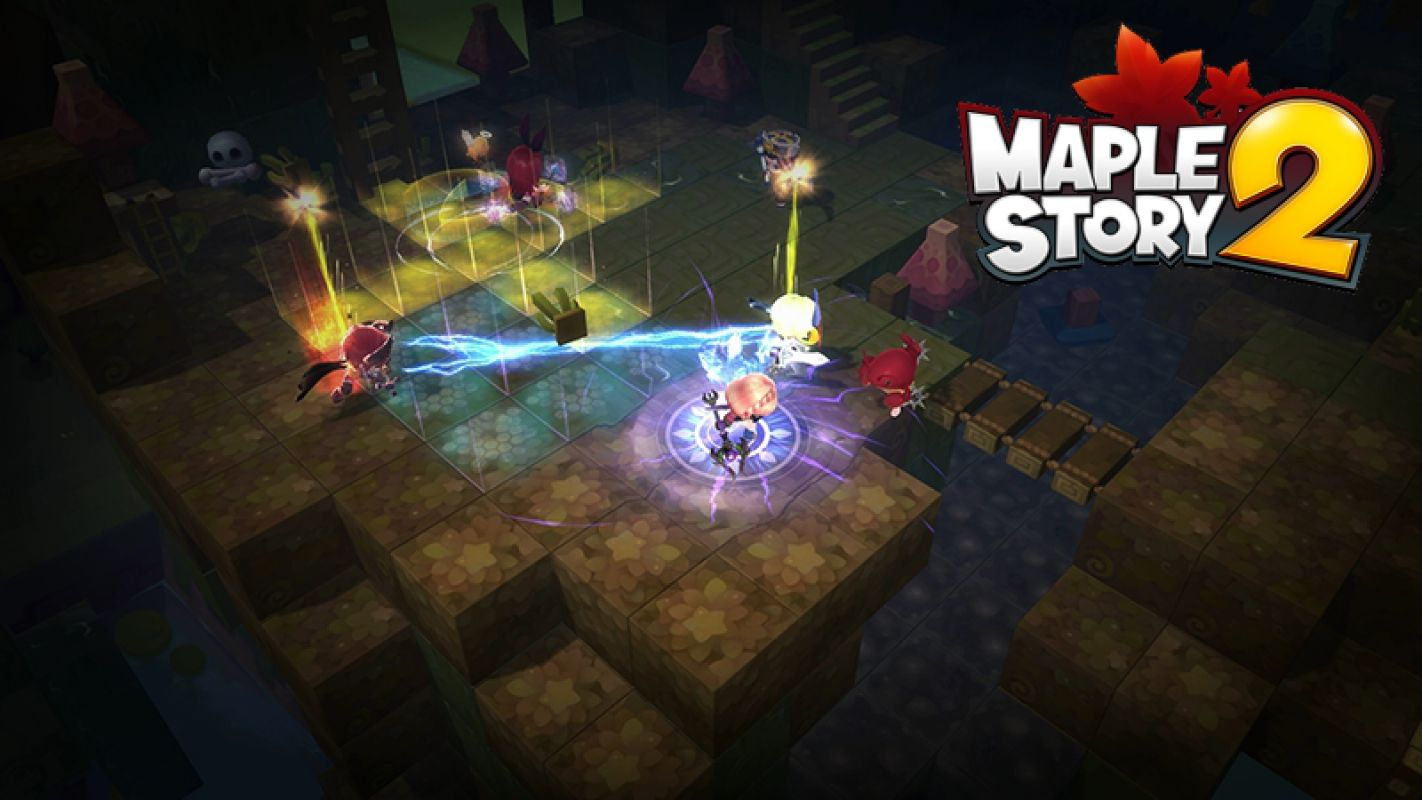 Review Of Online Game MapleStory 2