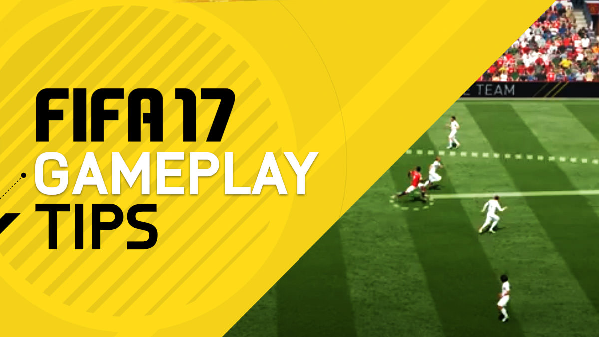 FIFA 17 Tips To Help You Become A Better Player