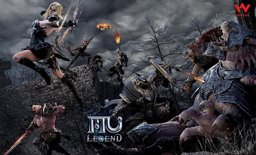 MMO Features Set MU Legend Apart From The Crowd