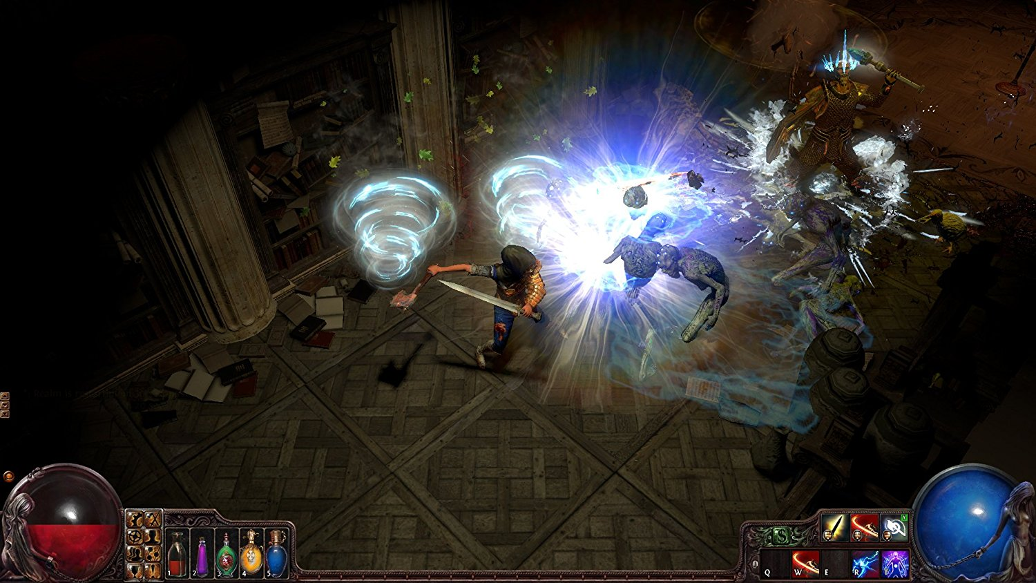 Path Of Exile Developing History Overview