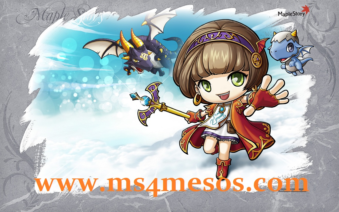 MapleStory Will Release the Newest Patch in May 2017