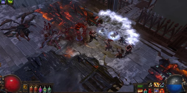 You Can Opt To Buy Path Of Exile Currency With Real Money