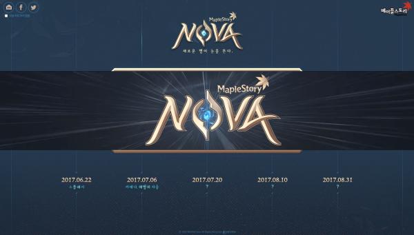 MapleStory NOVA Update Introduction Video: New Job Cadena