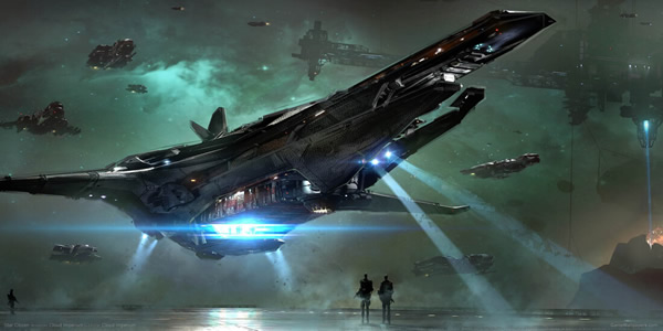 Star Citizen's Update: Patch 3.1 Won't Just Bring New Flyable Ships