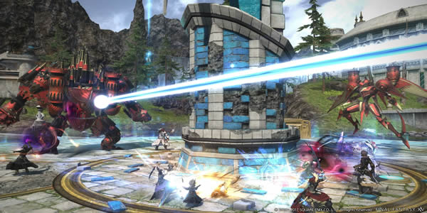 The Sheer Depth And Breadth Of Final Fantasy XIV: Your Favourite Game