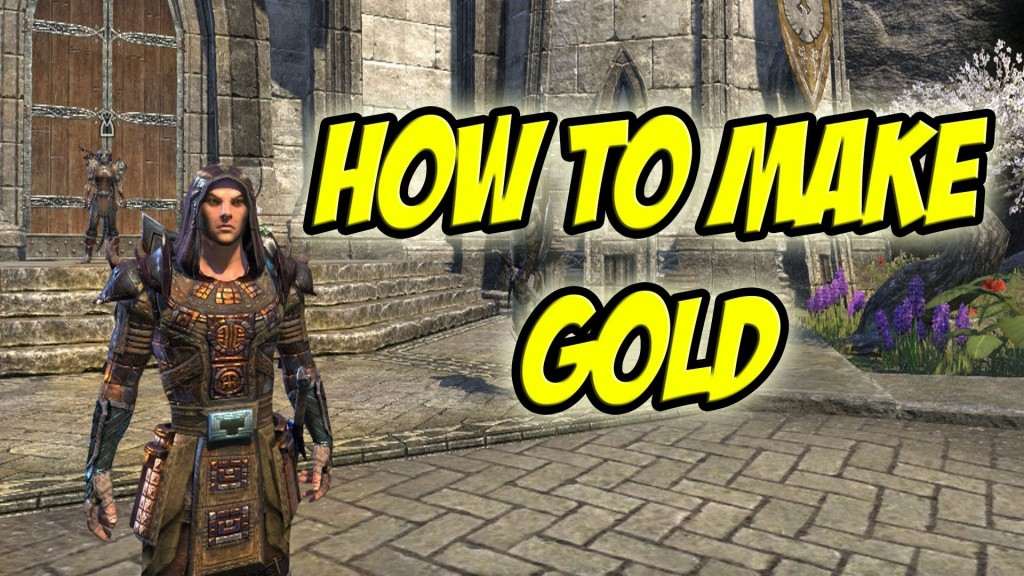 ESO make gold