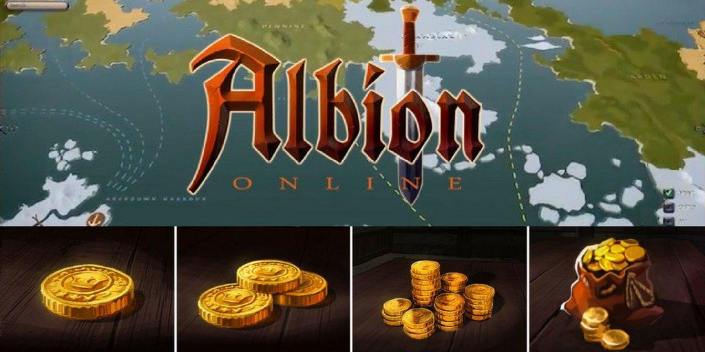 Albion Online: Money And Economy
