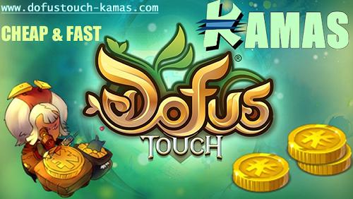 DofusTouch-Kamas - Free Bonus Exclusive For Dofus Touch Kamas
