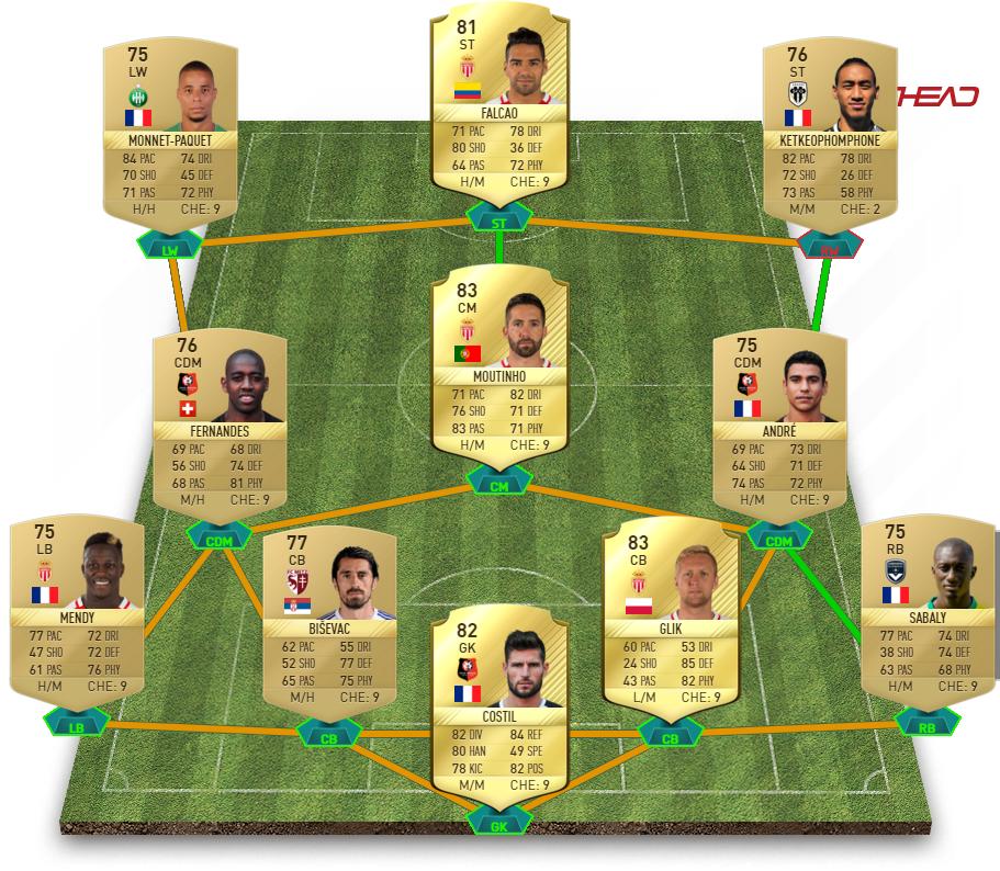 FIFA 17 Blaise Matuidi Squad 2
