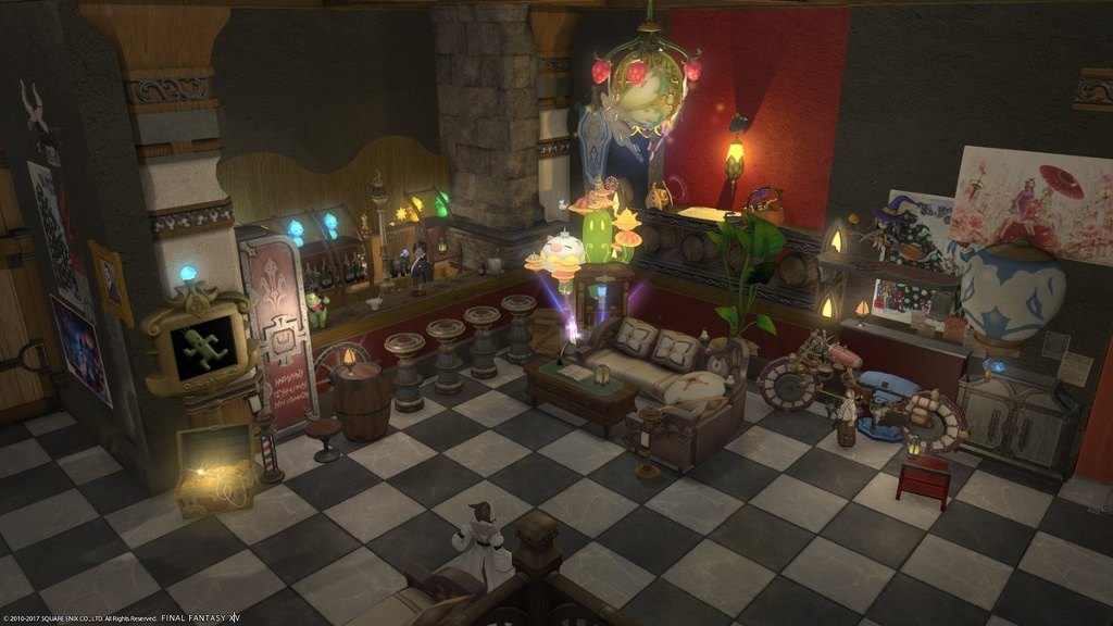 FFXIV: The Most Beautiful Decoration Ideas For You