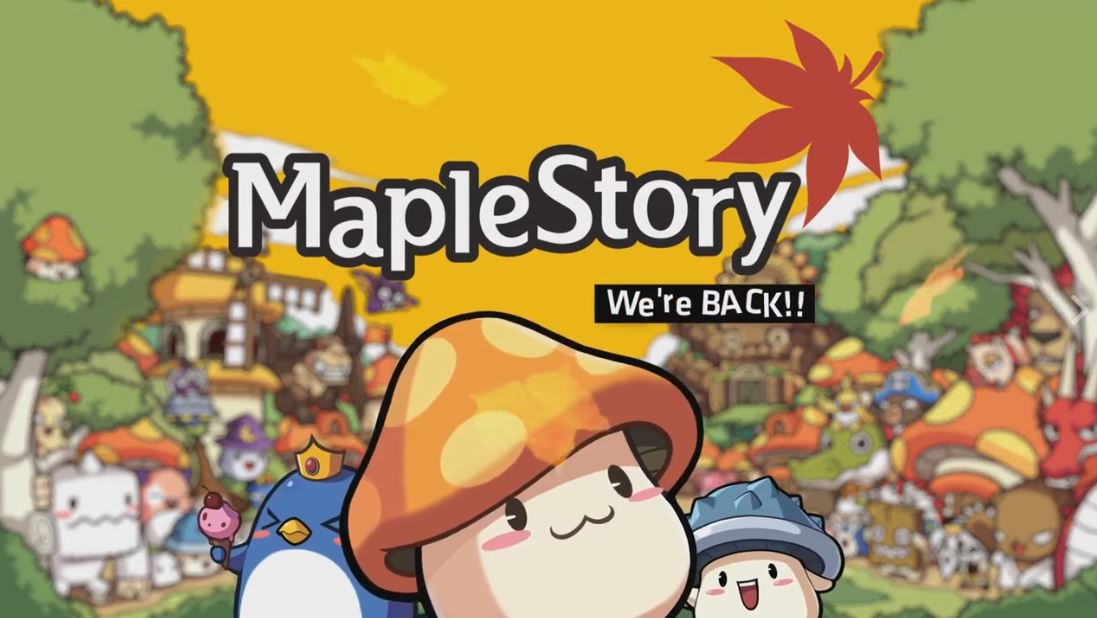 You Should Consider Downloading MapleStory As Soon As Possible