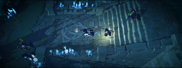 Albion Online Sends Players Into The Infinite Freedom