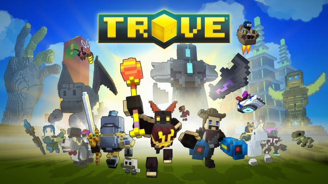 Trove Released A Patch For Xbox One Version On July 17