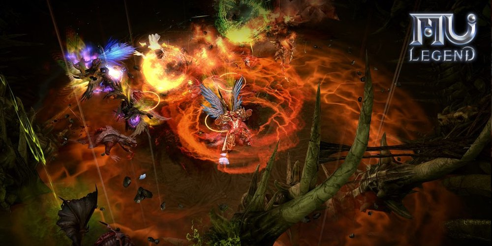 MU Legend Is An Action RPG With Several Levels Of Difficulty