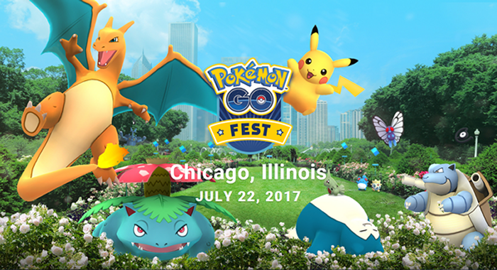 Pokemon GO: All Information About The GO Fest