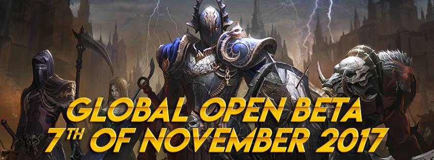MU Legend - Open Beta Test In November
