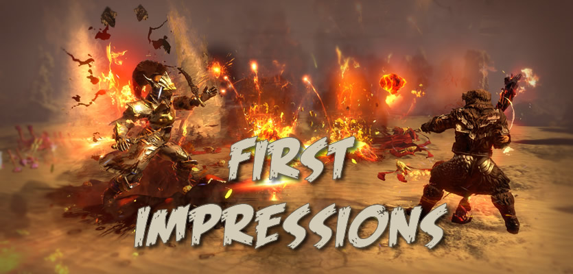 War for the Atlas & Abyss Challenge League First Impressions