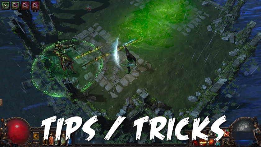 Path of Exile Tips