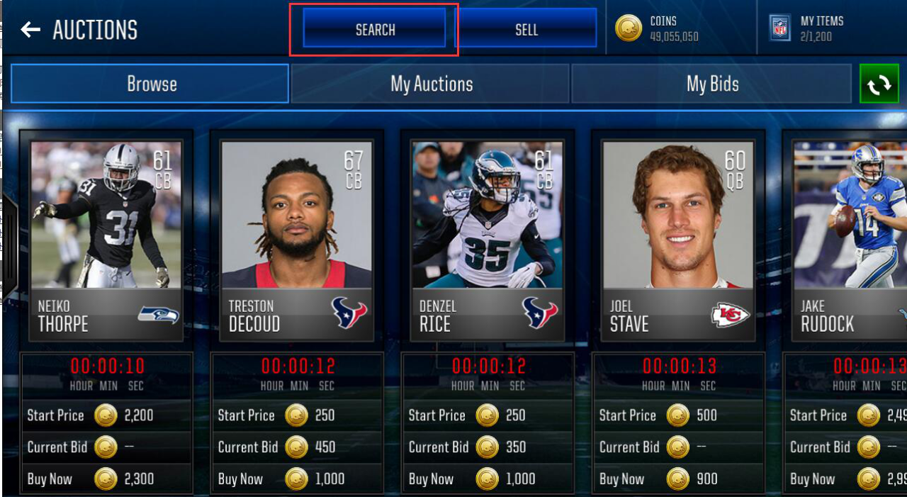 How to Know Your Auction Hours in Madden 18