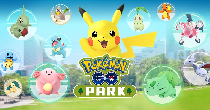 Niantic Starts A Pokemon GO Park Event