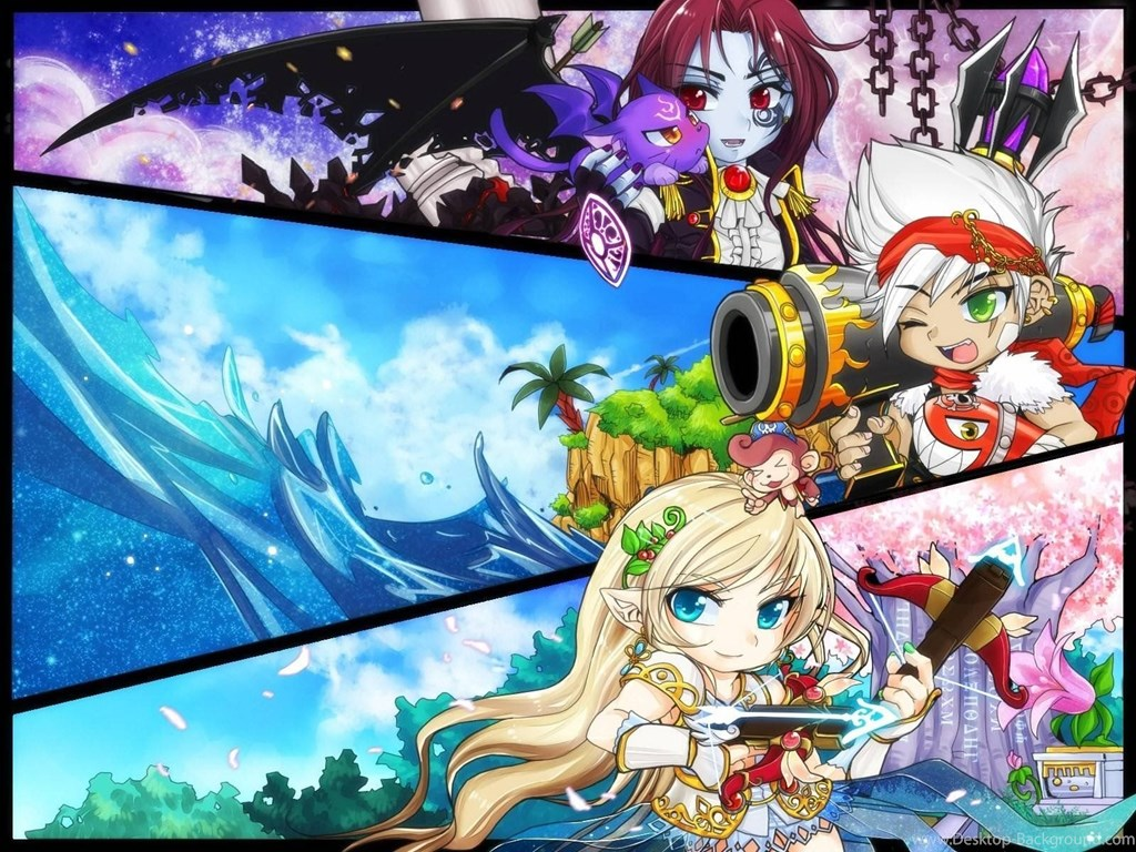 MapleStory Blitz Only Support 16 Countries Now