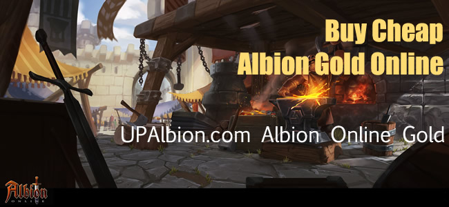 Attractive Albion Online Items Need More Gold For Buying