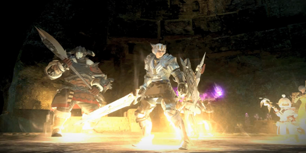 Final Fantasy XIV Daddy Of Light Soon To Be Come To Netflix