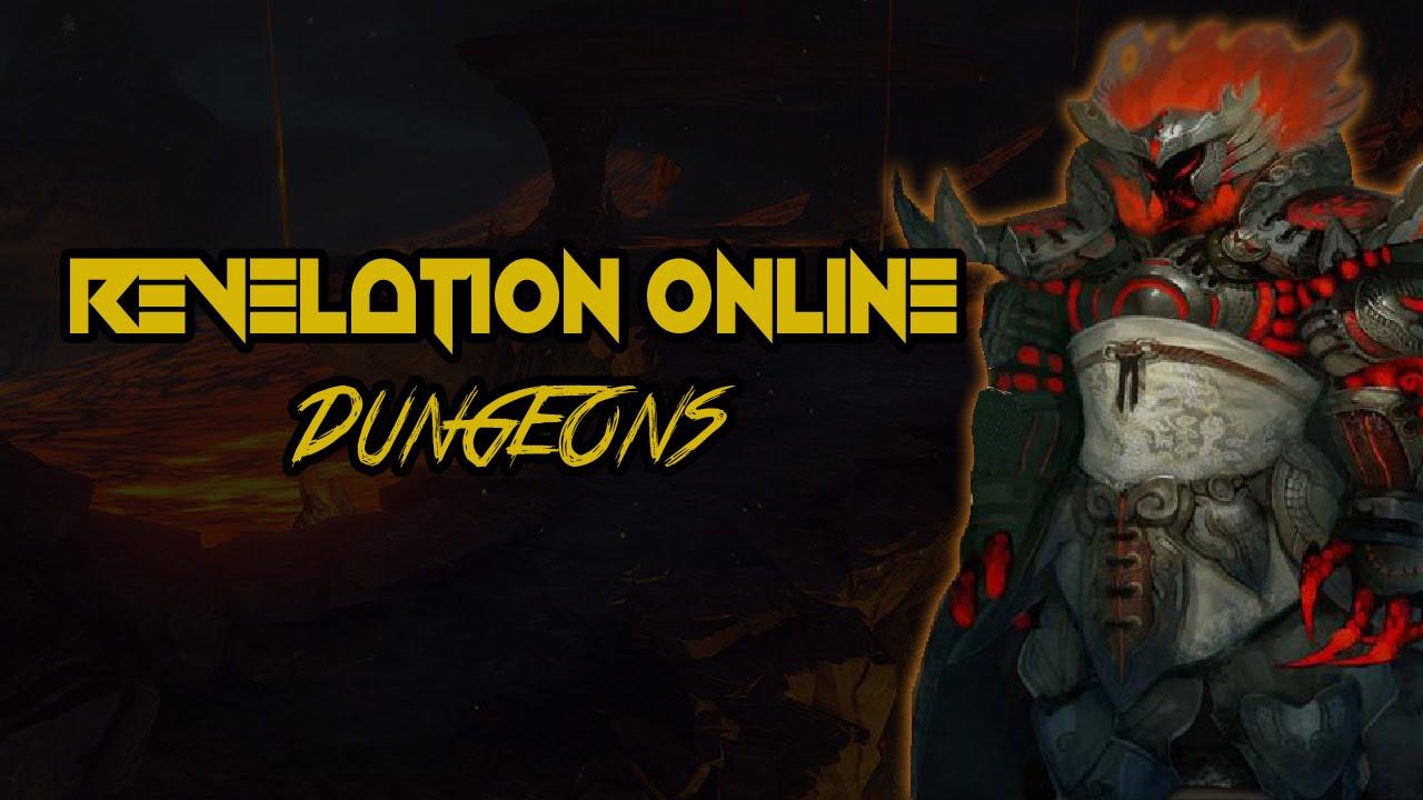 Revelation Online Dungeons