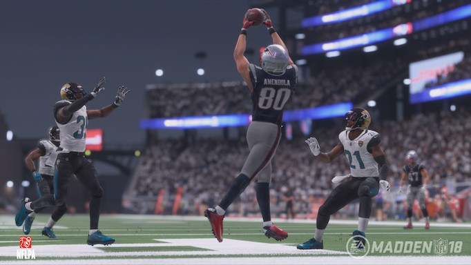 Madden NFL 18 Xbox One X: It's Much Better