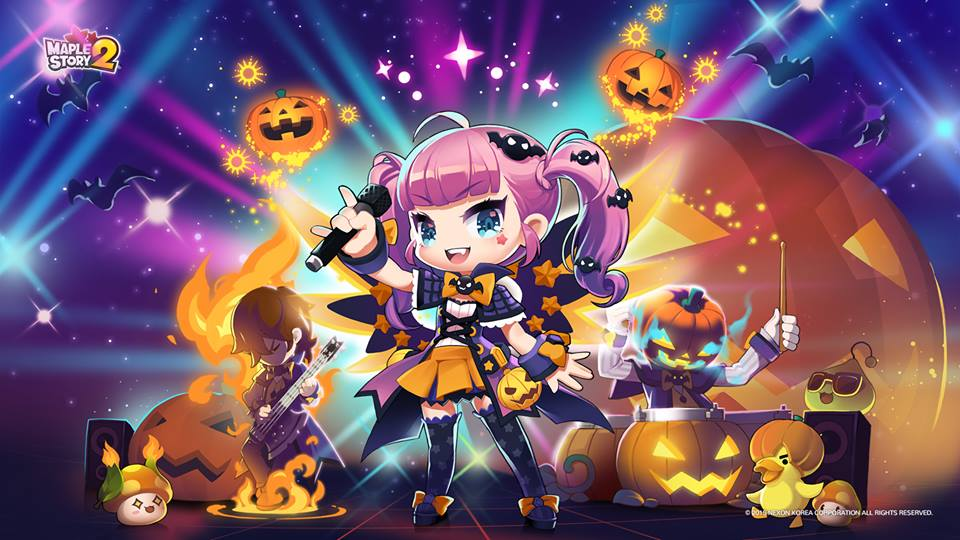 MapleStory 2: A Series Of Images And New Information