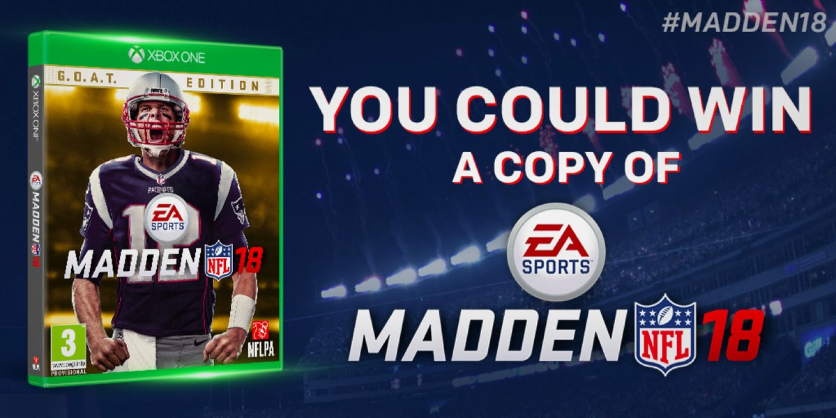 Madden NFL 18 Offers Players 25 Copies To Win