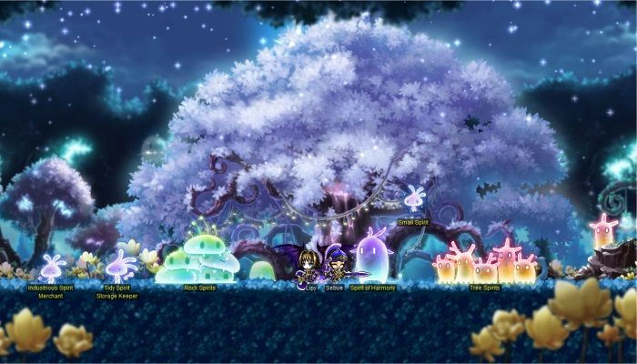 Nexon America Will Add New Updates to MapleStory