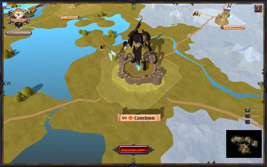 Albion online event details for camlann for ever on may 12 the starting points for each team will be drawn 24 hours before the start of the event and all will start at the same time to try to win see map below sciox Gallery