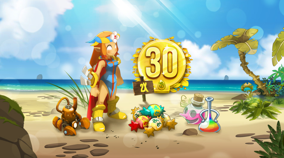 DOFUS Touch Weekly Shop Update (7/13)
